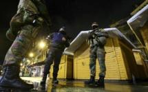 Risque d'attentat, métro et commerces fermés: Bruxelles, morne plaine