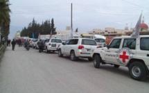 Syrie : l'aide arrive à Madaya