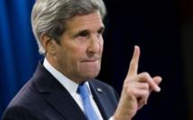 Syrie : Kerry accuse Damas et Moscou