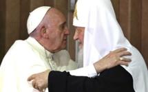 Le pape François en visite au Mexique