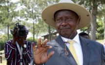 Présidentielle Ouganda : Museveni en tête