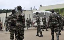 Abidjan: des tirs signalés après des échauffourées entre détenus et gardes pénitentiaires à la Maison d'arrêt et de correction