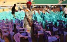 Centrafrique: Bangui se prépare pour l'investiture du nouveau président Touadéra