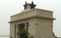 Ghana : trois sud-africains arrêtés
