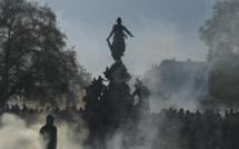 Défilé du 1er-Mai en France: manifestation sous tension et incidents à Paris