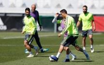 Real Madrid : Cristiano Ronaldo s'est entraîné normalement