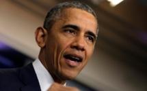 Etats-Unis: Barack Obama tâcle Donald Trump