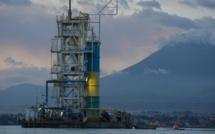 Rwanda: la première centrale électrique au méthane inaugurée sur le lac Kivu