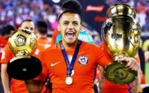 Sanchez meilleur joueur, Vargas meilleur buteur