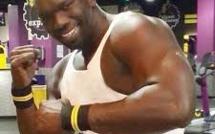 «Ce que Karim m'a dit au téléphone», Malick Niang, lutteur