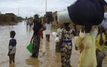 Inondations : Kaolack et Kaffrine sous les eaux.