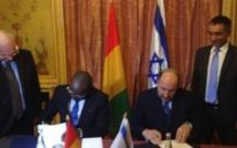 Israël renoue avec la Guinée et le Tchad