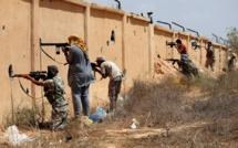 Libye: les forces du gouvernement d'union progressent dans Syrte