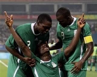 Foot-Nigeria: L'équipe nationale suspendue deux ans par le président
