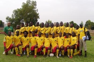 CAR Trophy 2010 de Niamey: Les lions s'imposent 65 à 0